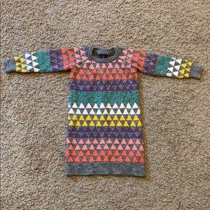 Baby Gap Knit Sweater Dress